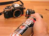 Film Camera Repair