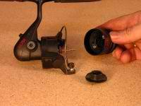 Fishing Reel Repair