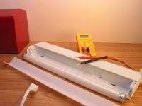 Fluorescent Lighting Repair