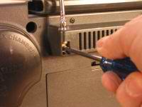 Portable Stereo Repair