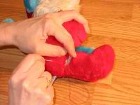 Stuffed Toy Repair