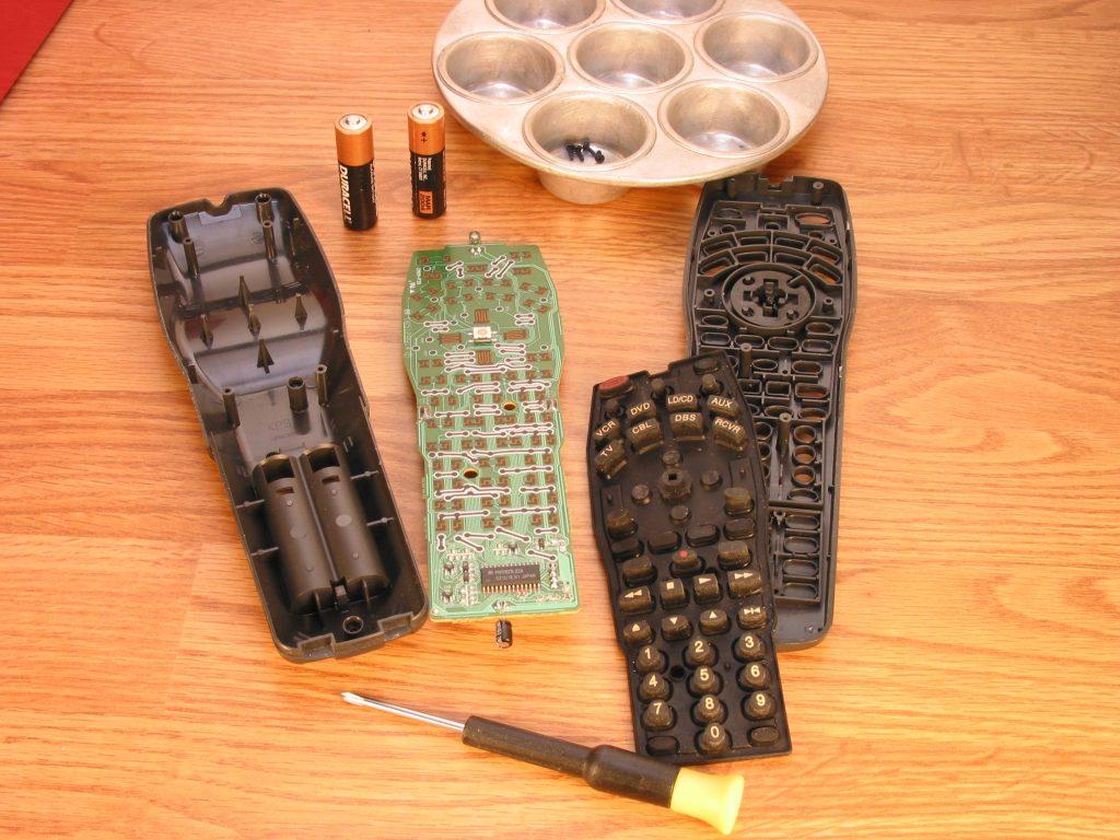 Remote Control Repair